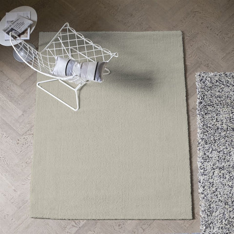 Soho Putty Rug design by Designers Guild