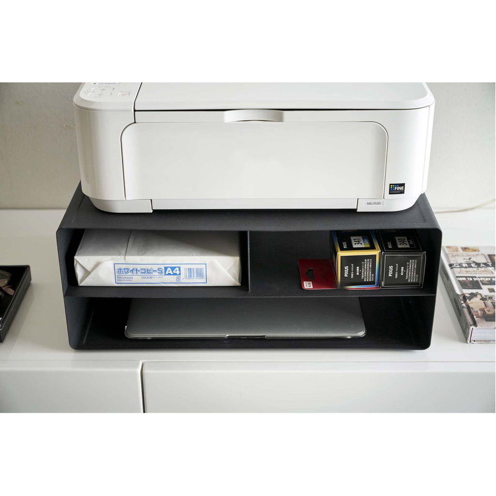 Tower Desktop Printer Stand by Yamazaki