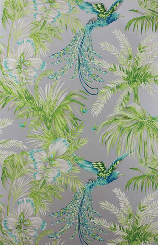Green Wallpaper Gorgeous Color And Prints For Your Home