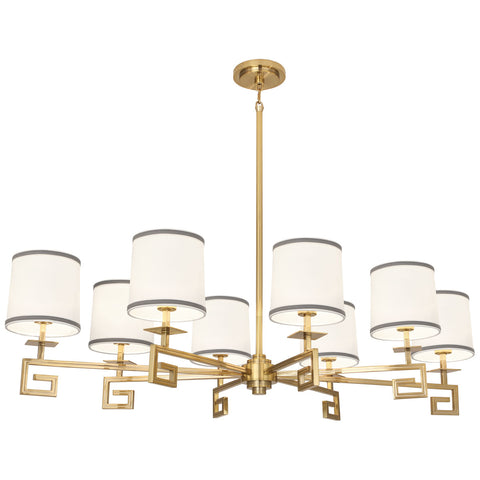 Mykonos Chandelier in Various Finishes design by Jonathan Adler