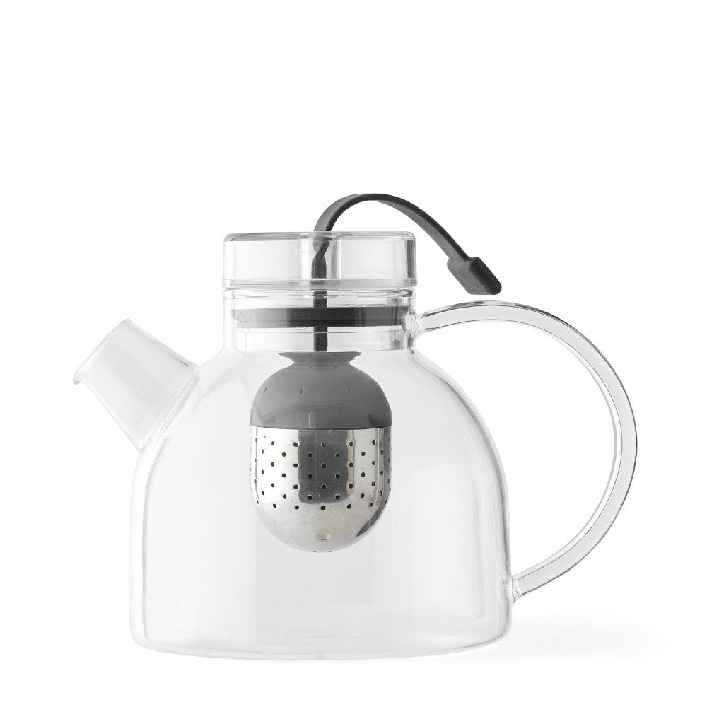 25 oz Glass Kettle Teapot design by Menu