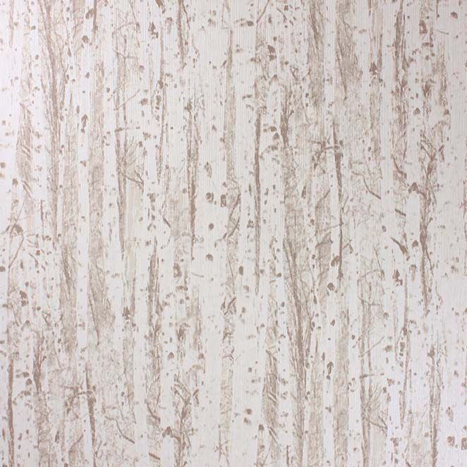 Sample Birch Wallpaper in beige from the Mansard Collection by Osborne & Little