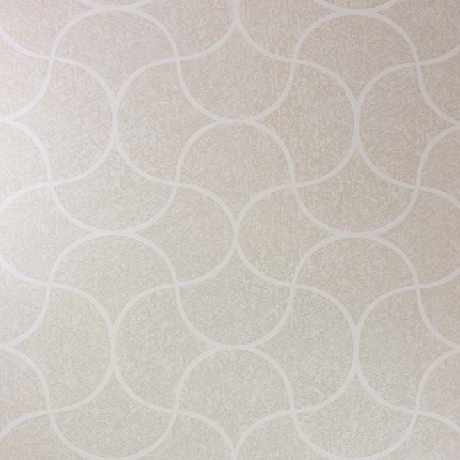 Cavatino Wallpaper in tan from the Mansard Collection by Osborne & Little