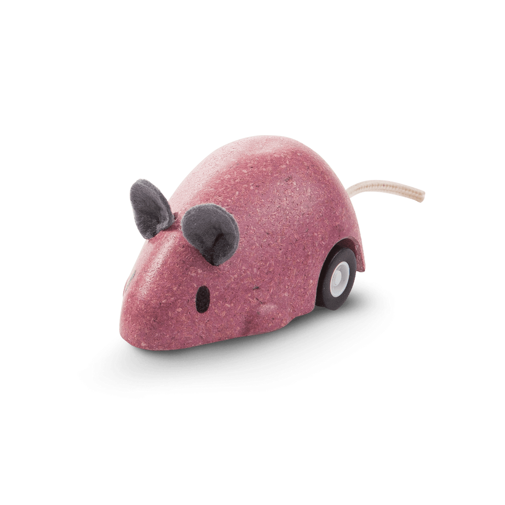 Moving Mouse in Various Colors