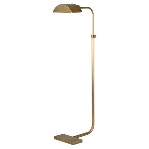 Koleman Adjustable Task Floor Lamp by Robert Abbey