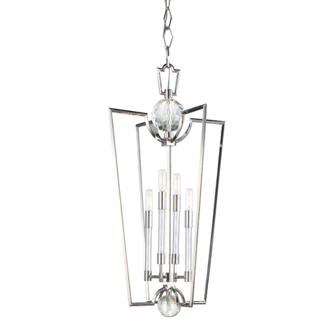 Waterloo 4 Light Pendant by Hudson Valley Lighting