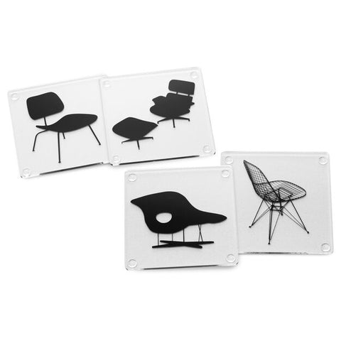 Eames® Chair Coasters