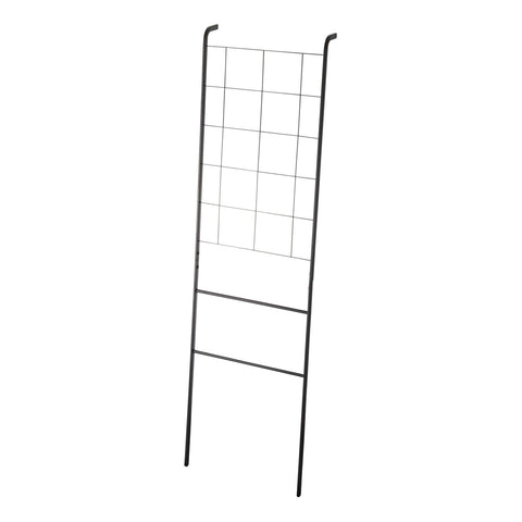 Tower Grid-Panel Leaning Ladder by Yamazaki
