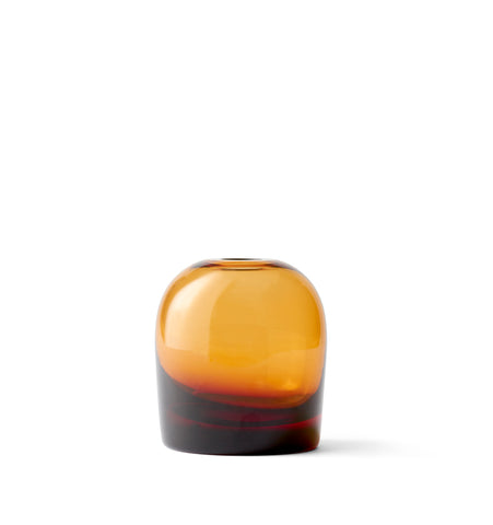 Troll Vase in Amber design by Menu