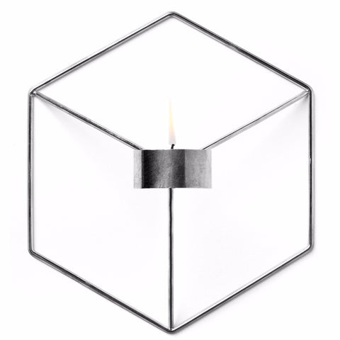 POV Wall Candleholder in Various Colors design by Menu
