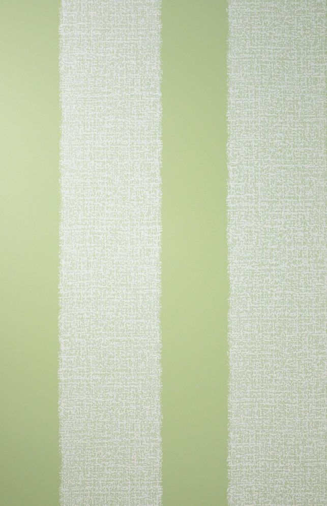 Sample Rothesay Wallpaper in green from the Braemar Collection by Nina Campbell