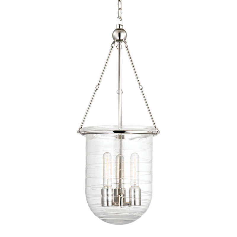 Willet 3 Light Pendant by Hudson Valley Lighting