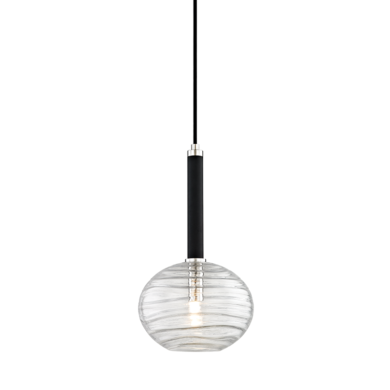 Breton 1 Light Pendant by Hudson Valley Lighting