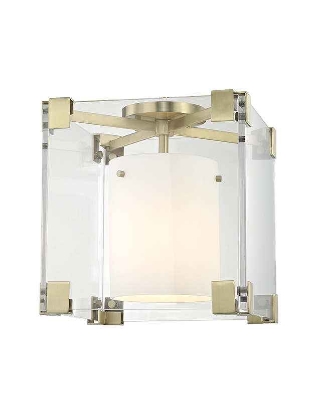 Achilles Flush Mount by Hudson Valley Lighting