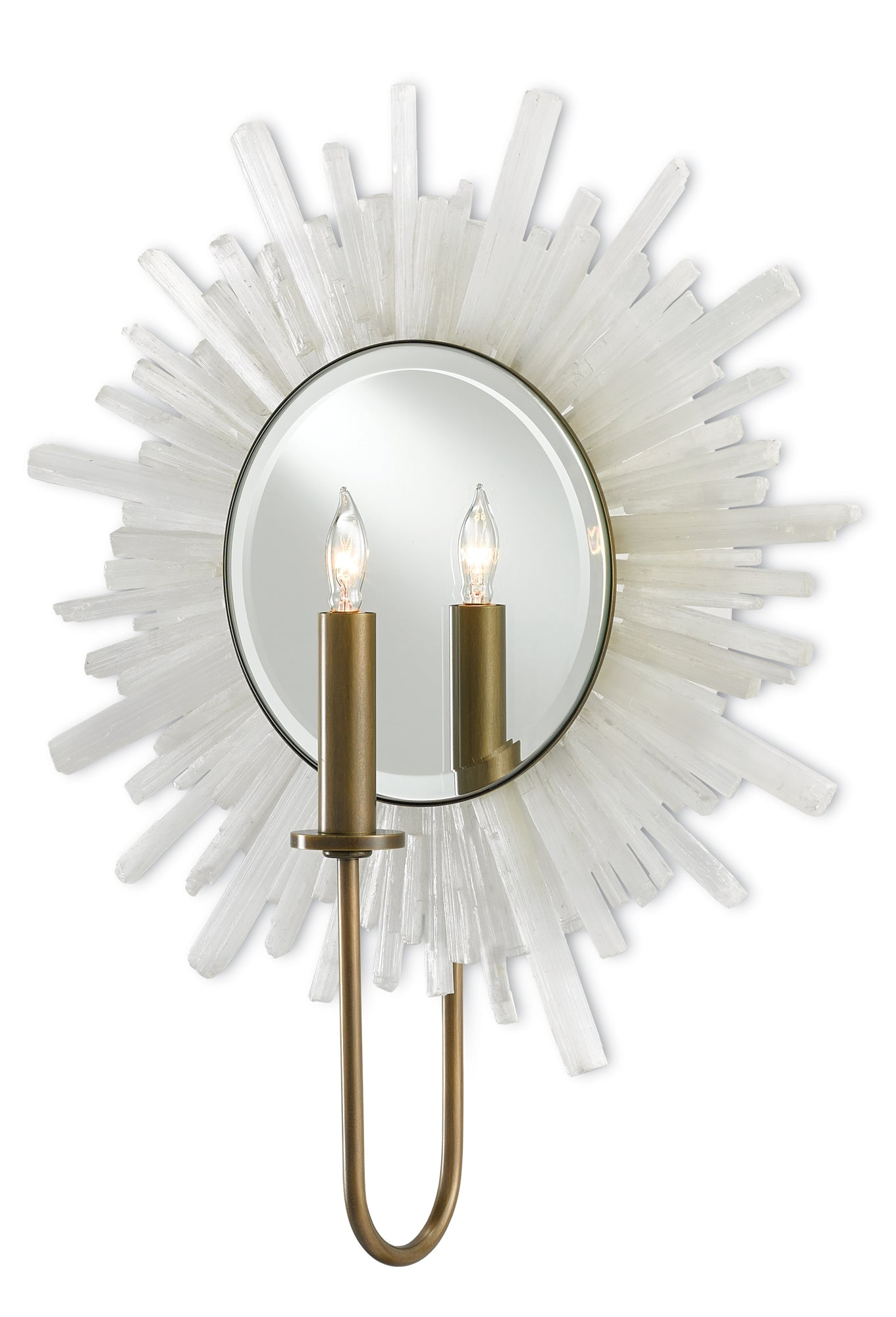 Halo Wall Sconce design by Currey & Company