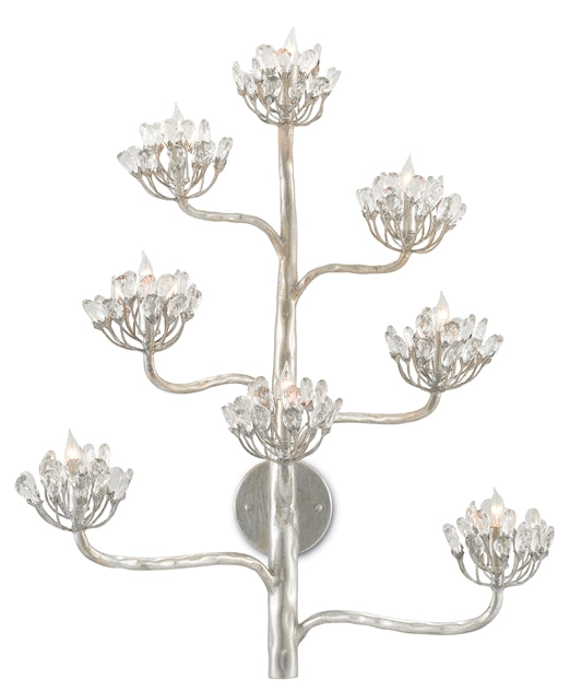 Agave Americana Wall Sconce in Various Finishes