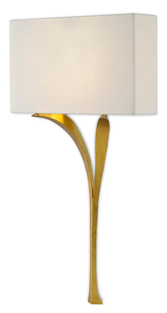 Choisy Wall Sconce by Currey & Company