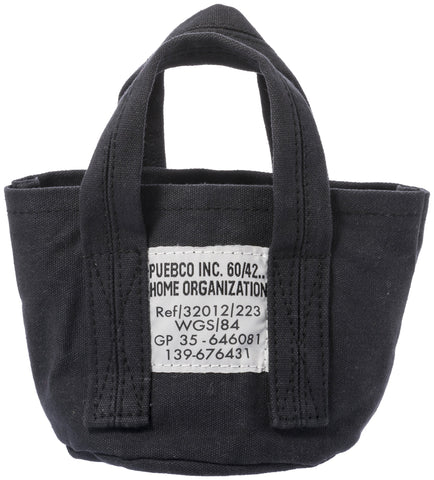Small Bag - Black design by Puebco