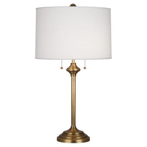 Monroe Table Lamp design by Robert Abbey
