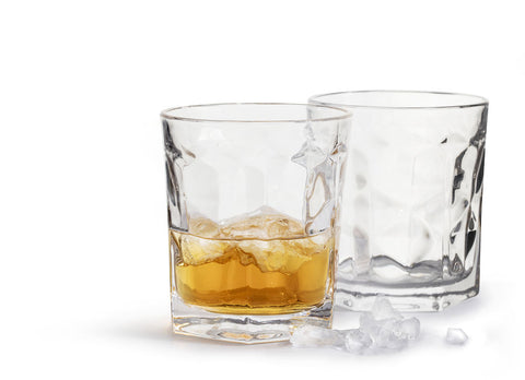 Set of 2 Club Old Fashioned Glasses design by Sagaform
