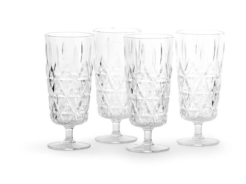 Set of 4 Picnic Glasses in Various Sizes