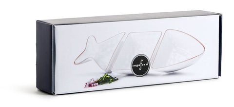 Fish Serving Set in White design by Sagaform