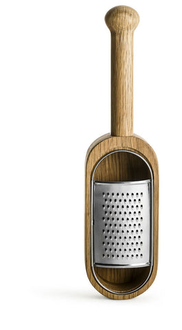 Nature Cheese Grater w/ Handle by Sagaform
