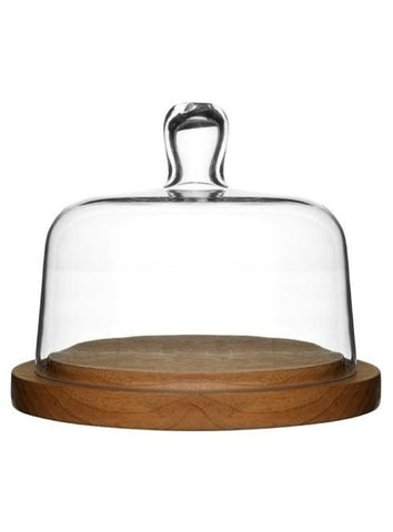 Oak Cheese Dome design by Sagaform