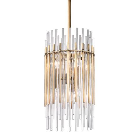 Wallis 6 Light Pendant by Hudson Valley Lighting