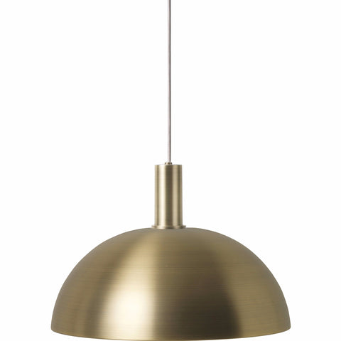 Dome Shade in Brass design by Ferm Living