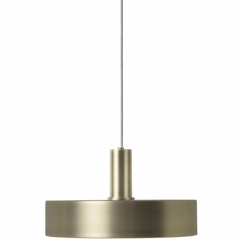 Record Shade in Brass design by Ferm Living
