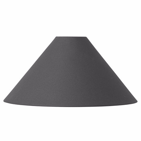 Cone Shade in Black design by Ferm Living