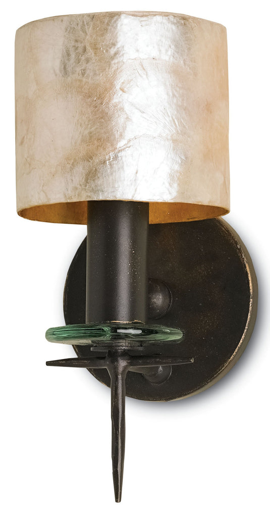 Theta Wall Sconce design by Currey & Company
