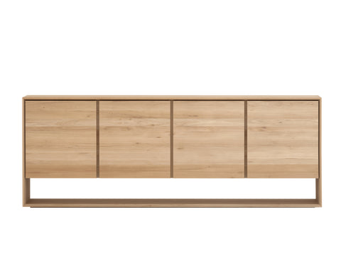 Oak Nordic Sideboard in Various Sizes