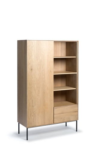 Oak Whitebird Storage Cupboard