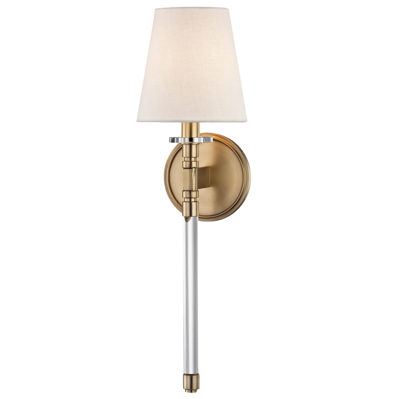 Blixen 1 Light Wall Sconce by Hudson Valley Lighting