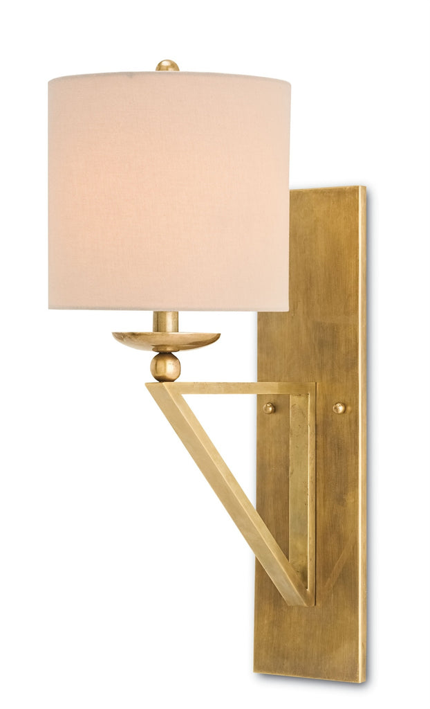 Anthology Wall Sconce design by Currey & Company