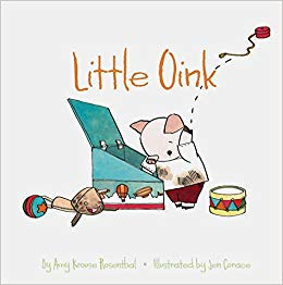 Little Oink - Board Book By Amy Krouse Rosenthal
