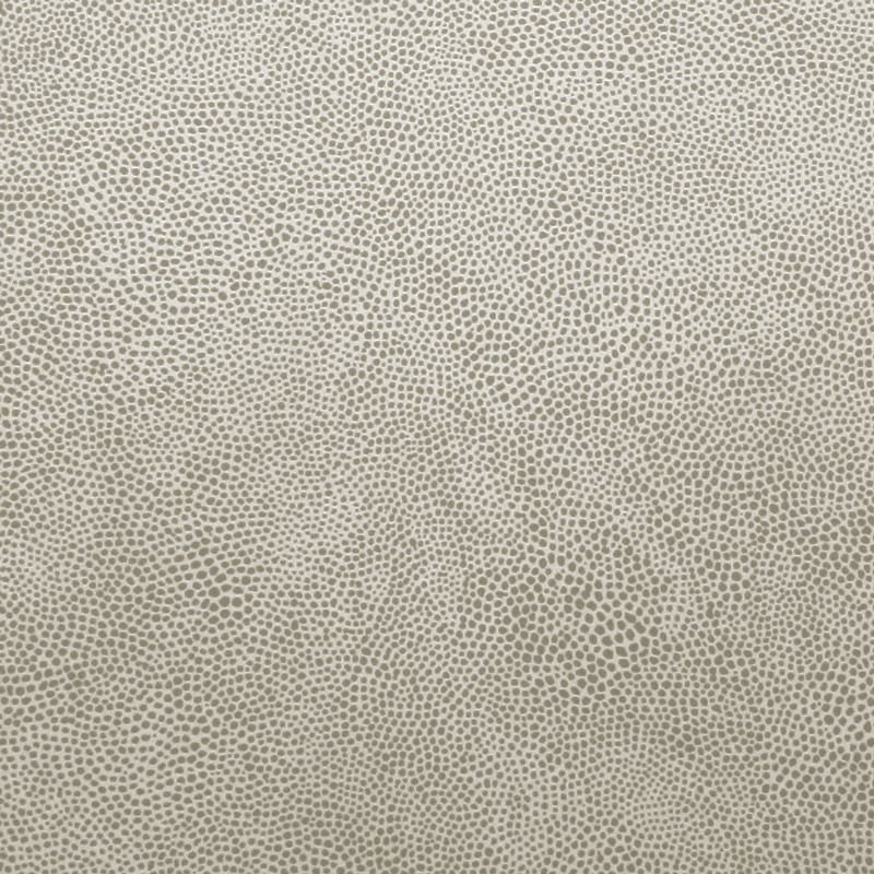 Mako Wallpaper in silver from the Komodo Collection by Osborne & Little