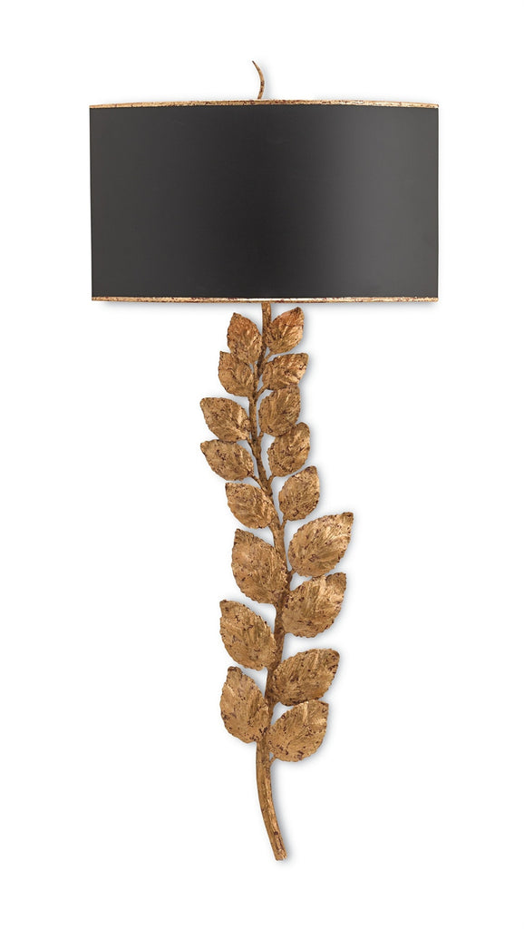 Birdwood Wall Sconce design by Currey & Company