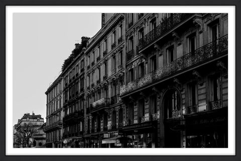 Paris Framed Photo by Leftbank Art