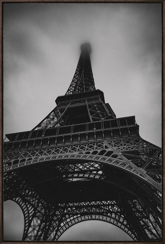 Tour L'eiffel Framed Photo by Leftbank Art