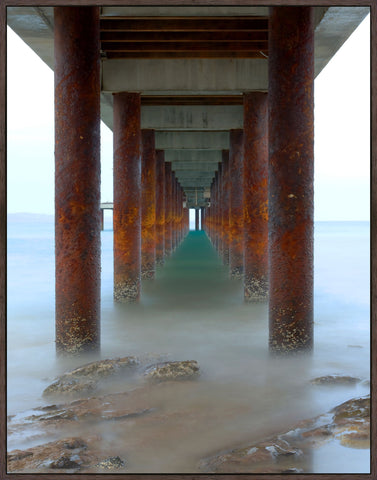 Vanishing Point III by Leftbank Art