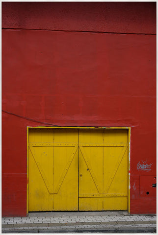 Cartagena Door IX by Leftbank Art