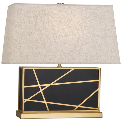 Bond Wide Table Lamp by Michael Berman