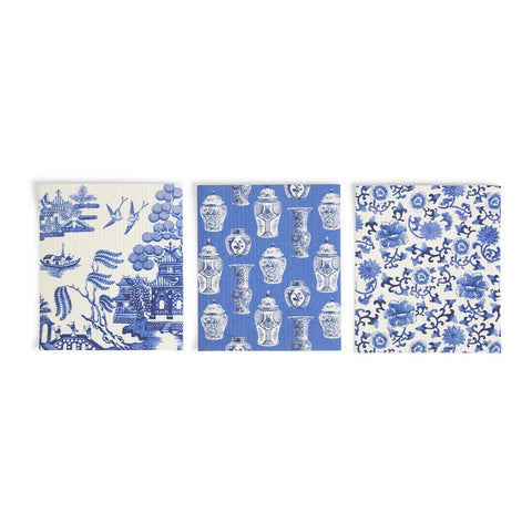 Blue Willow Multipurpose Kitchen Cloth Unit