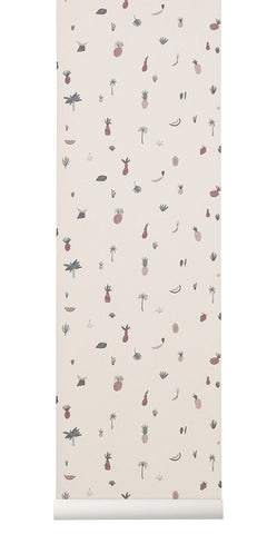 Fruiticana Wallpaper design by Ferm Living