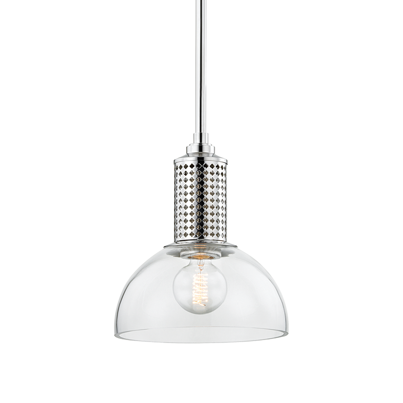 Halcyon 1 Light Pendant by Hudson Valley Lighting