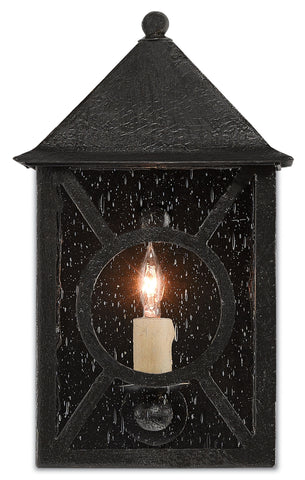 Ripley Outdoor Wall Sconce by Currey & Company