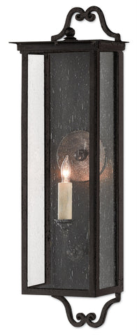 Giatti Outdoor Wall Sconce by Currey & Company
